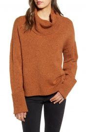 Cowl Neck Sweater at Nordstrom