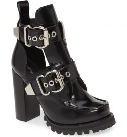 Craven Buckle Strap Bootie at Nordstrom