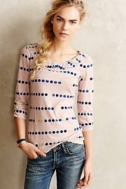 Creature Comforts Tee in pink at Anthropologie