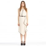 Crepe cascade dress by Rachel Roy at Nordstrom