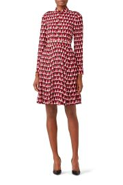 Crescent Shirtdress by Kate Spade at Rent The Runway