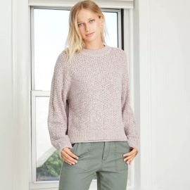 Crewneck Pullover Sweater - Universal Thread at Target