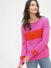 Crewneck Pullover Sweater at Gap
