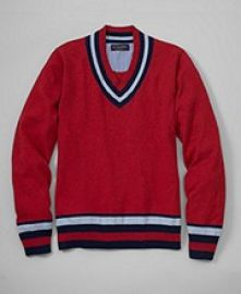Cricket Sweater at Brooks Brothers