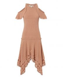Crochet Handkerchief Hem Dress at Intermix