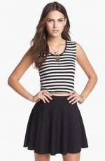 Crop tank by Living Doll at Nordstrom