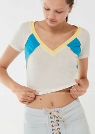 Cropped T-Shirt by Urban Outfitters at Urban Outfitters