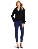 Cropped coat like Emilys at Amazon
