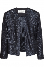 Cropped sequin jacket on Hart of Dixie at Outnet