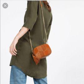 Crossbody bag at Zara