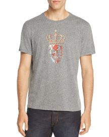 Crowned Skull Graphic Tee by John Varvatos at Bloomingdales