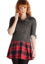 Cruising Across Campus jacket at Modcloth