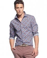 Crusader Shirt by Sons of Intrigue at Macys