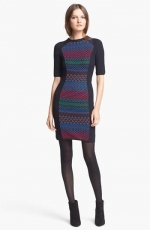 Cube knit dress by M Missoni at Nordstrom