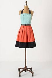 Cuisine Couture Apron at Anthropologie