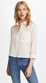 Current Elliott Georgia Shirt at Shopbop