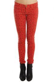 Current Elliott Poppy Ditsy Skinny Jeans at Blue & Cream