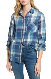 Current Elliott The Boyfriend Shirt at Nordstrom