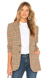 Current Elliott The Date Night Blazer in Large Houndstooth from Revolve com at Revolve