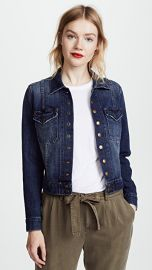 Current Elliott The Snap Jacket at Shopbop