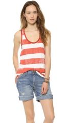 CurrentElliott The Athletic Tank at Shopbop