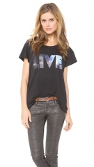 CurrentElliott The Crew Neck Tee at Shopbop