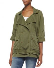 CurrentElliott The Infantry Jacket Army at Neiman Marcus