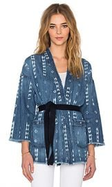 CurrentElliott The Kimono Jacket in Kyoto Print from Revolvecom at Revolve