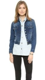 CurrentElliott The Snap Jacket at Shopbop