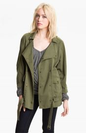 CurrentElliott and39The Infantryand39 Army Jacket at Nordstrom