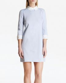 Currie Lace Collar Tunic at Ted Baker