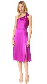 Cushnie Et Ochs One Shoulder Dress at Shopbop