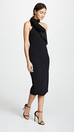 Cushnie Pencil Dress with Fringe at Shopbop