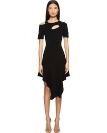 Cut Out Asymmetrical Dress at 6pm