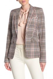 Cutaway Houndstooth Jacket at Nordstrom Rack