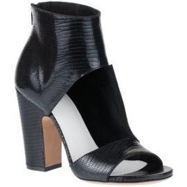 Cutout Sandal Bootie at Shopbop