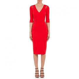 Cutout Sheath Dress at Barneys
