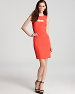 Cutout dress by French Connection at Bloomingdales