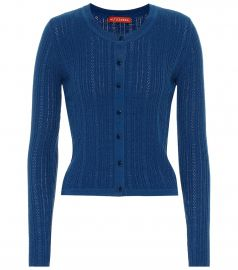 Cygnet wool-blend cardigan at Mytheresa