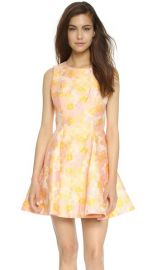 Cynthia Rowley Cherry Blossom Fit andamp Flare Dress at Shopbop