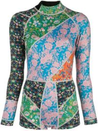 Cynthia Rowley Daybreak Floral wetsuit Daybreak Floral wetsuit at Farfetch