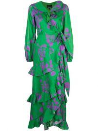 Cynthia Rowley Lanai Maxi Dress - Farfetch at Farfetch