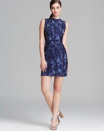 Cynthia Steffe Dress - Elenora Sleeveless Lace Overlay Sheath at Bloomingdales