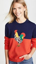 DEMYLEE x Clare V Le Coq Sweater at Shopbop