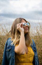 DIFF x Lauren Akins Ella 53mm Sunglasses   Nordstrom at Nordstrom