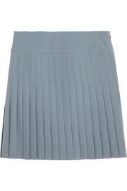 DKNY Pleated Skirt at Net A Porter