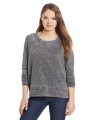 DKNY Rhinestone Sweatshirt at Amazon
