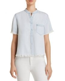 DL1961 Montauk Chambray Shirt at Bloomingdales