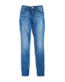 DL1961 Girls  x27  Faded Polka-Dot Skinny Jeans - Big Kid Kids - Bloomingdale s at Bloomingdales
