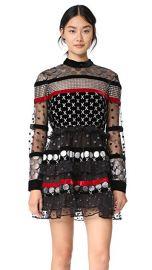 DODO BAR OR Amaliya Velvet Mini Dress at Shopbop